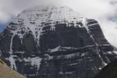 Heilige berg Kailash — Stockfoto