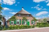 Dutch farmhouse — Stock Photo