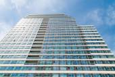 High apartment building — Stock Photo