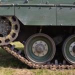Постер, плакат: Tank wheels