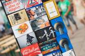 Berlin souvenirs — Stock Photo