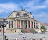 Konzerthaus in berlin — Stock Photo