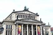 Konzerthaus in berlin — Stock Photo