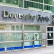 Deutsche bank branch in Berlin — Stock Photo #58011921