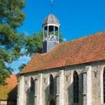 Small roman church — Stock Photo #59326821