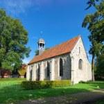 Small roman church — Stock Photo #59327007