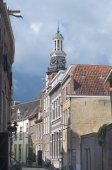 Church in zutphen, netherlands — Stockfoto