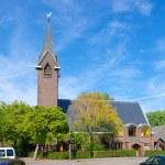 Small dutch church — Stock Photo #65819941
