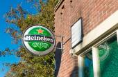 Heineken logo — Stock Photo