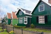 Auténticas casas Holandesas — Foto de Stock
