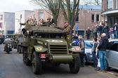 Parady wojskowe wspomnienie — Zdjęcie stockowe