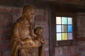 María con Jesús — Foto de Stock