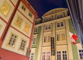 Prague architecture — Stock Photo