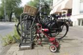 パーク子供三輪車 — ストック写真