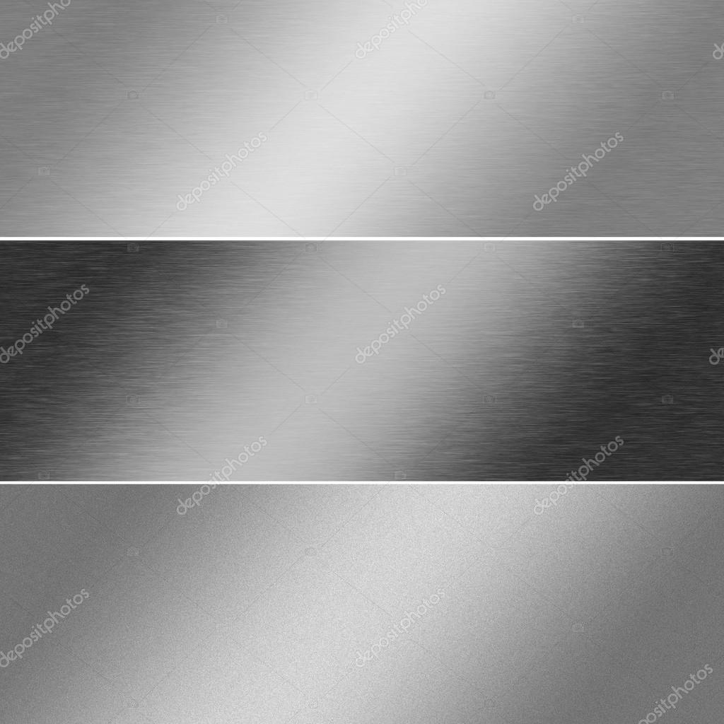 silver metal texture background chrome texture banner