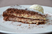 Tart dessert — Stock Photo