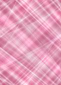 Bright intersecting lines on shining the checkered pink background — Stock Photo