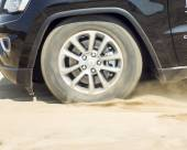 Wheel in the Mud — Stock Photo