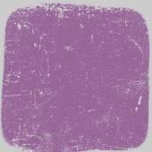 Border Violet Paint Texture — Stock Vector