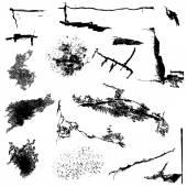 Distress Elements — Stockvektor