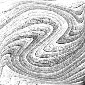 Background Strokes Waves — Stockvektor