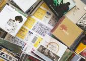 Concert Tickets — Stock Photo