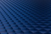 Dark blue abstract background — Stock Photo