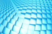 Turquoise abstract background — Stock Photo