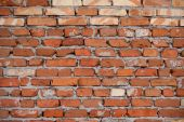 Old dirty brick wall — Stock Photo