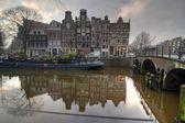 амстердам традиция — Стоковое фото