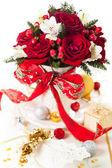 Bouquet festif pour noël — Photo