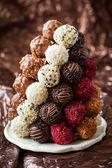 Chocolate Truffle  — Stock Photo