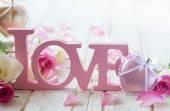 Valentine's day concept — Stockfoto