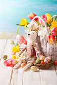 Decoración de pascua — Foto de Stock