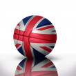 British basketball — Stock Photo #66432571
