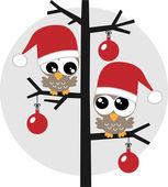 Frohe weihnachten frohe festtage — Stockvektor
