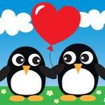 Valentijnsdag of andere liefde feest — Stockvector  #61941809