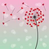 Happy birthday or valentines day — Stock Vector