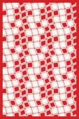 Design For Table Cloth — Stock vektor