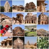Hampi, Karnataka, India — Stock Photo
