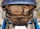 Car maintenance — Stock Photo