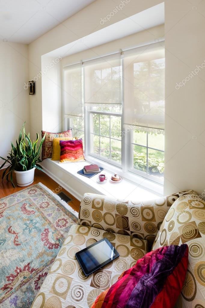 Diseño de interiores living comedor hogar arquitectura — foto de ...