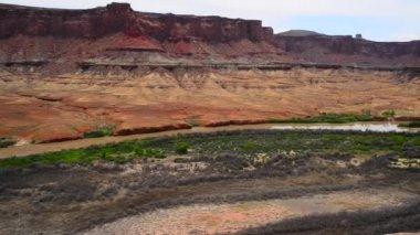 Fort Bottom Trail — Stock Video