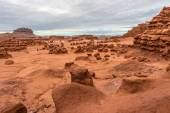 Goblin Valley State Park — Stock Photo