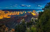 Grand Canyon North Rim — Zdjęcie stockowe