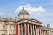 The National Gallery London England — Stock Photo