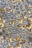 Patrón de batik — Foto de Stock