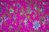 Batik Pattern — Stock Photo