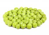 Perfect tinned peas. — Stock Photo