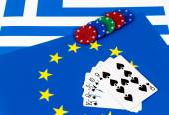 Greek Poker — Stock Photo